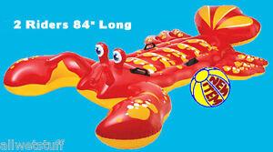 Lobster floater