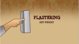 Plasterer & Cover with 30 Years experience