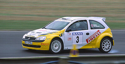 Vauxhall  Corsa  FRIDGE MAGNET