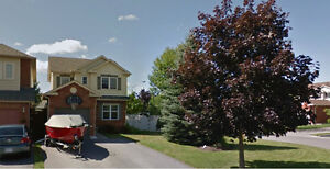 Private Detached Corner Lot Courtice Home For Rent