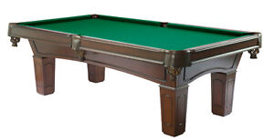 Table de billard NEUVE Bois Massif Majestic Pool Ascot NEW