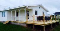 Beautiful Waterview Cottage Near Shediac
