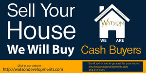 NEED TO SELL YOUR HOME WITH CASH? CONTACT US.