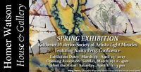 KWSA Annual Juried Exhibition Featuring Nancy Peng