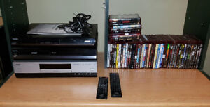 HD-DVD Collection - 3 players, 48 movies ++