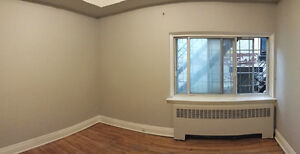 Renovated 3.5, McGill Ghetto, available NOW, heated