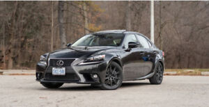 2016 Lexus IS 350 Executive - Fully Loaded - Low Kms - Like New!