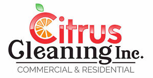 CITRUS CLEANING Inc - Quality is Our Priority!
