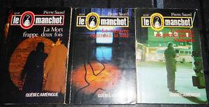 LE MANCHOT-PIERRE SAUREL -10 Exemplaires