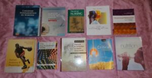 NURSING TEXTBOOKS !