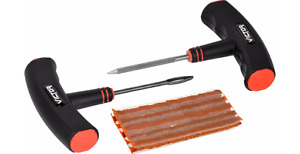 NEW - Victor Heavy Duty Tubeless Tire Repair Kit - OVER 1/2 OFF