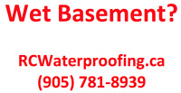Basement Waterproofing Services - Interior & Exterior Solutions