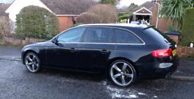 2014 Audi A4 Avant 2.0tdi technik £30tax
