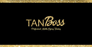 Tan Boss London offers in the studio and mobile spray tanning