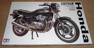Tamiya 1/6 Honda CB750F