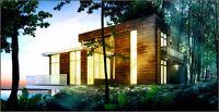 Artiste 3D Architecture Maison condos (SPÉCIALISÉ VUE EXTÉRIEUR)