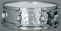 Tama Hammered Steel Piccolo Snare Drum