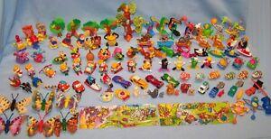 Kinder Surprise Toys - 30+ different sets --100+ toys Lot #4