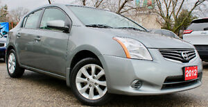 2012 NISSAN SENTRA 2.0, POWER - ALLOY - TRACTION - SPOILER!