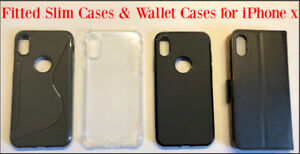 Apple iPhone X Luxury High Quality Soft Thin Durable Cases