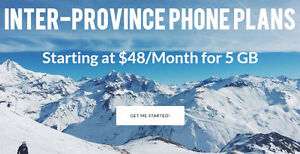 Koodo 5GB Data Plan for $48/month! No Contract! Keep Your Number Peterborough Peterborough Area image 3