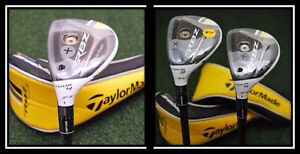 New TaylorMade Rocketballz Stage 2 Tour TP #4 Hybrid Taylor Made