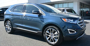 2016 Ford Edge SEL 2.0 FWD - Lease Takeover