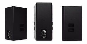 QSC E Series Passive Loudspeakers Kitchener / Waterloo Kitchener Area image 2