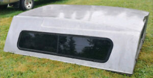 Cap / Canopy removed from 2000 Ford F150