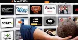 WoW IPTV & Android Box