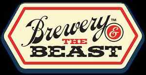 2 Tickets for the Brewery and the Beast TODAY