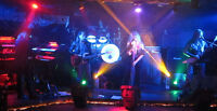 Hard Rock dance band for your event