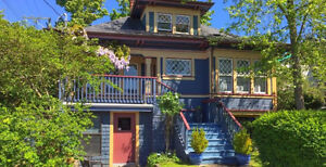 Gorgeous 3 Bedroom Character Home