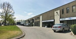For Lease: Industrial Bay McKinght Blvd. & 13th Street NE