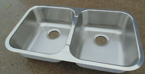 Stainless Double Sink BLANCO brand new