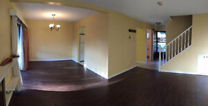 Entire two floor townhouse near skytrain station for rent