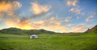 Developing a summer farm camp for children in Mongolia