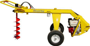 !!!!   WANTED GROUND HOG HD 99 POST HOLE AUGER   !!!!