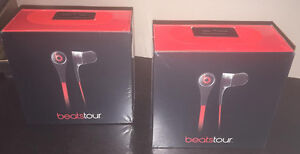 BRAND NEW SEALED BEATS BY DRE TOUR HEADPHONES