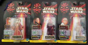 Star Wars Action Figures - POTF2 and Episode 1