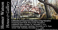 Annual Instructors Exhibition featuring Ralf Wall