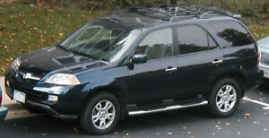 2005 Acura MDX Tech Package SUV, Crossover Rebuilt Tranny!!!