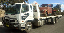Tilt tray. Tow Truck, Tractor,  Forklift, Tractor, CAT, CASE Unanderra Wollongong Area Preview