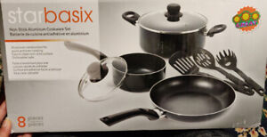 Brand new Starbasix cookware set