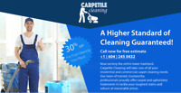 CARPET & UPHOLSTERY CLEANING (Lower Mainland)