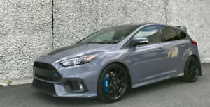 2017 Ford Focus RS 350 HP AWD