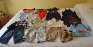 12 month Baby Boy outfits,