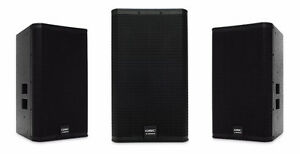 QSC E Series Passive Loudspeakers Kitchener / Waterloo Kitchener Area image 1