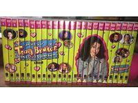 Tracy Beaker DVD's