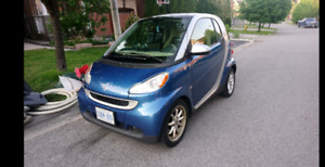 Smart fortwo passion 2009  For Sale or exchange with bigger car